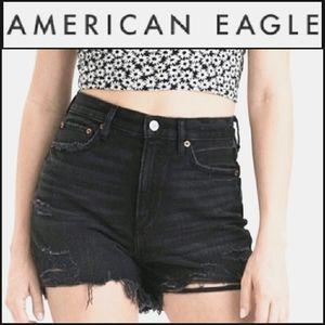 🆕️ AMERICAN EAGLE 90's Boyfriend Jean Shorts 18!